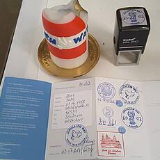 Εκκλησία γραμματόσημων Jerusalemweg Arbing