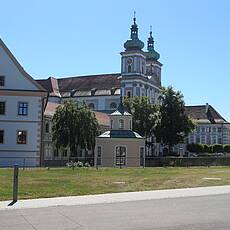 Συλλογική Βασιλική και Μονή Waldsassen