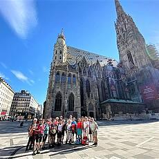 Stephansdom Vienna (Foto: G. Auer)