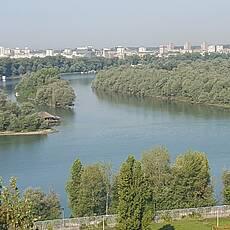 萨瓦河/多瑙河河口