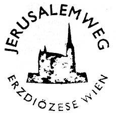 Známka JERUSALEM WAY (Dom / Viedenská katedrála)